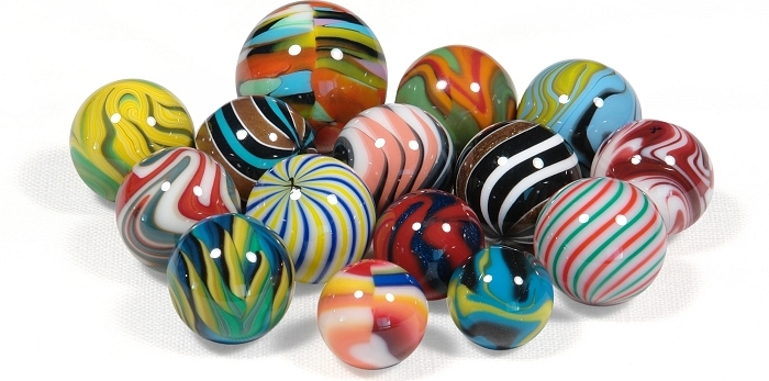 Cartoon Colored Marbles : Carl fisher marbles home page